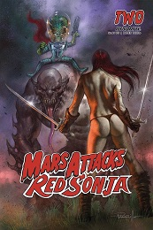 Mars Attacks Red Sonja no. 2 (2020 Series)