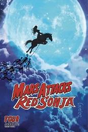 Mars Attacks Red Sonja no. 4 (2020 Series)