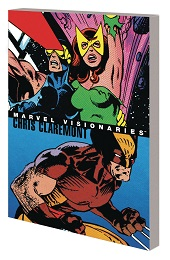 Marvel Visionaries: Chris Claremont TP