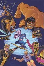 Marvel Action Avengers no. 10 (2018 Series)