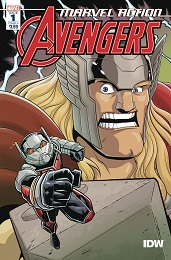 Marvel Action: Avengers no. 1 (2020 Series)