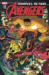 Marvel Action Avengers no. 12 (2018 Series)
