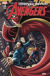 Marvel Action Avengers no. 3 (2020 Series)