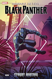 Marvel Action Black Panther Book 1: Stormy Weather TP