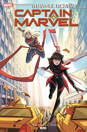 Marvel Action: Captain Marvel no. 4 (4 of 4) (2019 Series)