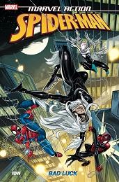Marvel Action Spider-Man Book 3: Bad Luck TP