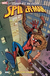 Marvel Action Spider-Man Book 2: Spider-Chase TP
