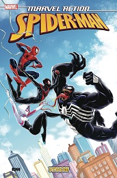 Marvel Action Spider-Man Book 4: Venom TP