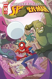 Marvel Action Spider-Man no. 1 (2021 Series)