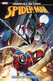 Marvel Action Spider-Man: Shock to the System TP