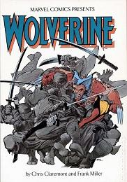 Marvel Comics Presents: Wolverine 1st Edition (1987 Marvel) TP- Used