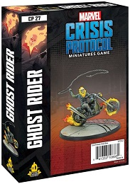 Marvel Crisis Protocol: Ghost Rider Character Pack
