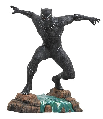 Marvel Gallery: Black Panther Movie PVC Statue