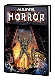 Marvel: Horror Omnibus TC