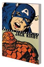 Marvel Visionaries: Jack Kirby TP