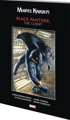 Marvel Knights: Black Panther The Client TP