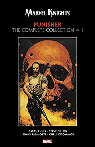 Marvel Knights: Punisher: the Complete Collection Volume 1 TP