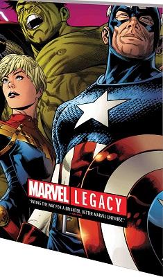 Marvel Legacy TP