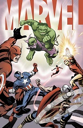 Marvel no. 1 (1 of 6) (2020 Series) (Rude Variant)