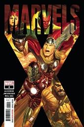 Marvels X no. 4 (2020 Series)