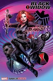 Marvels Avengers: Black Widow no. 1 (2020 Series) (Variant)