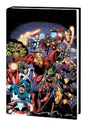 Marvel Select: Infinity Gauntlet HC