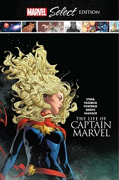 Marvel Select: The Life of Captain Marvel HC