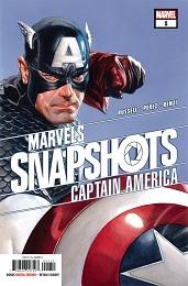 Marvels Snapshots: Captain America no. 1 (2020 Series)