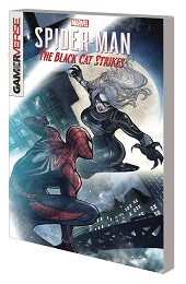Marvels Spider-Man: The Black Cat Strikes TP