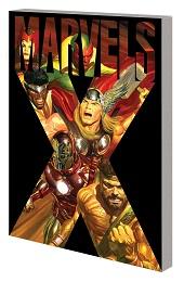 Marvels X TP
