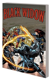 Marvel Team-Up: Black Widow TP