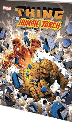 Marvel Two In One: Volume 1: Fate of the Four TP