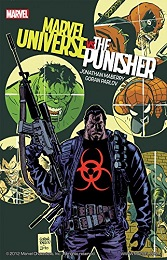 Marvel Universe vs The Punisher (2010 Series) Complete Bundle - Used