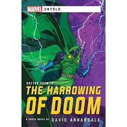 Marvel Untold: The Harrowing of Doom