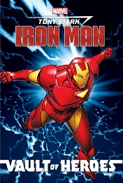 Marvel Vault of Heroes: Iron Man TP