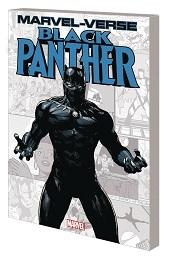 Marvel-Verse: Black Panther TP