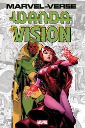Marvel-Verse: Wanda and Vision TP