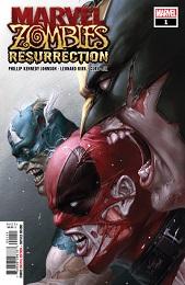 Marvel Zombies Resurrection no. 1 (2019 Series)