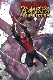 Marvel Zombies Resurrection no. 1 Poster