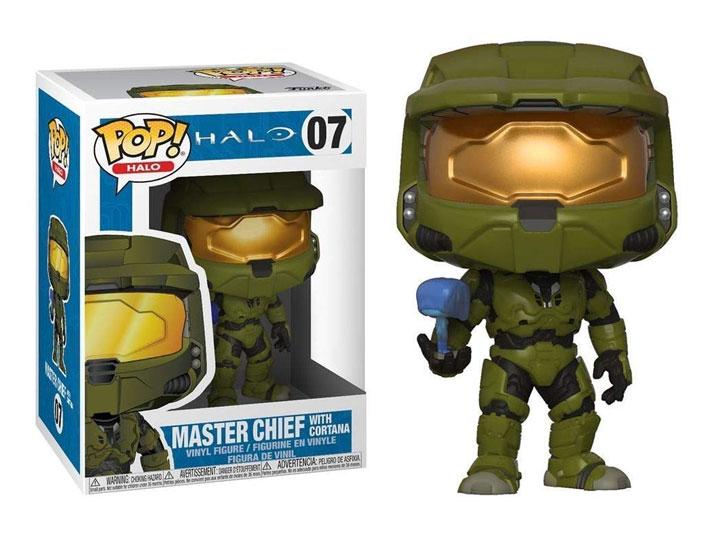 Funko POP: Halo Season 1: Master Chief with Cortana
