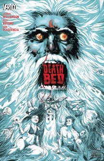 Death Bed no. 6 (6 of 6) (2018 Series) (MR)