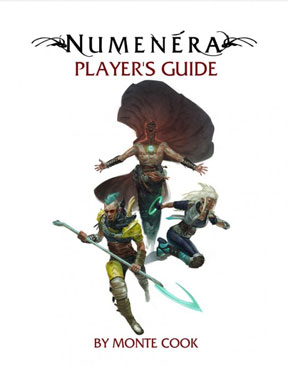 Numenera Role Playing: Player's Guide Revised