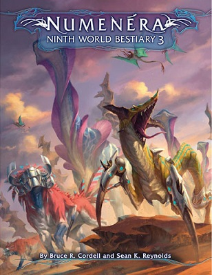 Numenera: Ninth World Bestiary 3