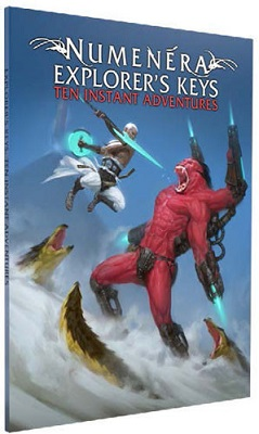 Numenera: Explorer's Keys: Ten Instant Adventures for Numenera