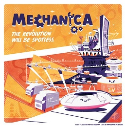 Mechanica Board Game