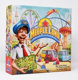 Meeple Land Board Game