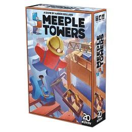 Meeple Towers Board Game