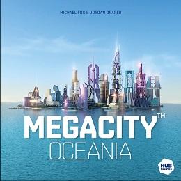 Megacity: Oceania Board Game