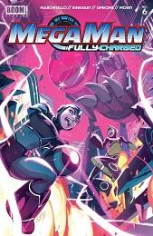 Mega Man Fully Charged no. 6 (2020 Series)