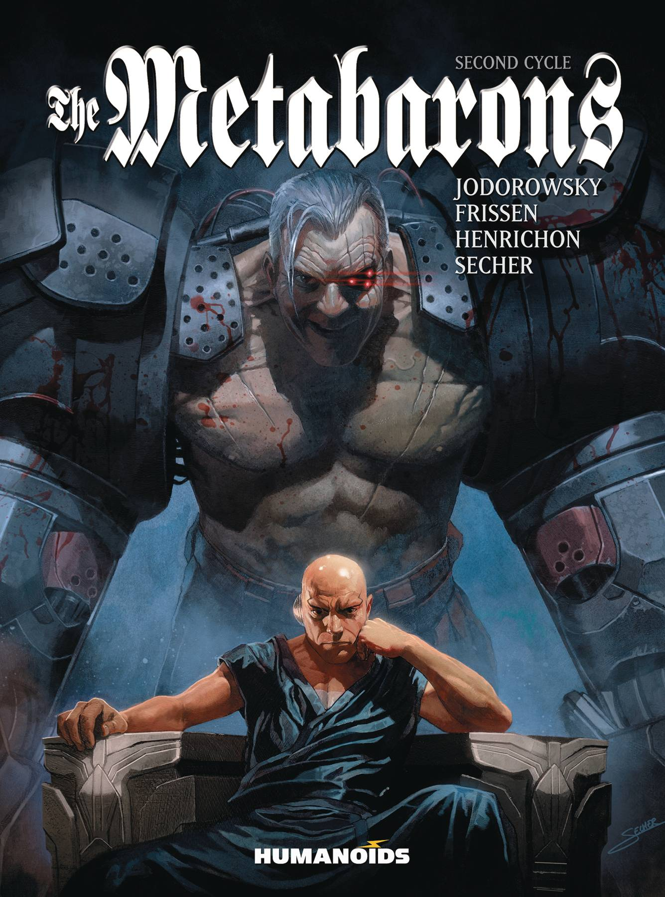 Metabarons: Second Cycle HC (MR)